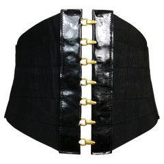 Vintage Bandage Corset Belt