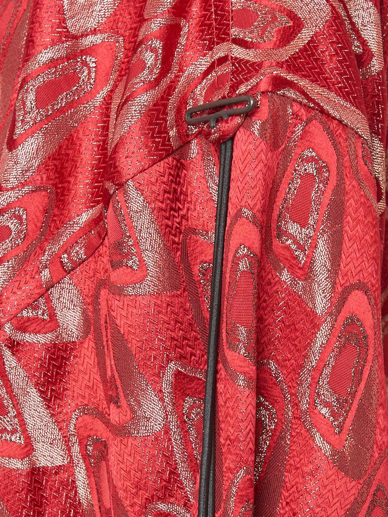 Women's Jean Paul Gaultier Brocade Belted Kimono Inspired Coat For Sale