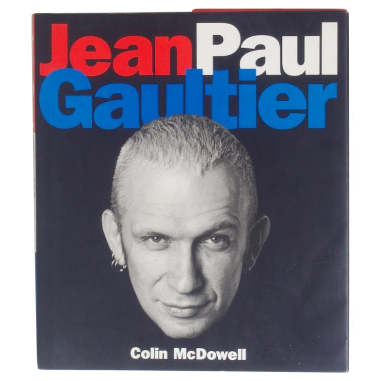 'Jean Paul Gaultier' by Colin McDowell First Edition