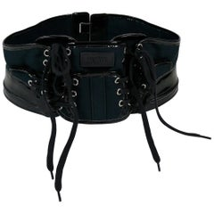 Jean Paul Gaultier Collector Boxing Corset Belt
