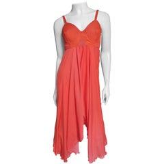 Jean Paul Gaultier Cone Bra Dress