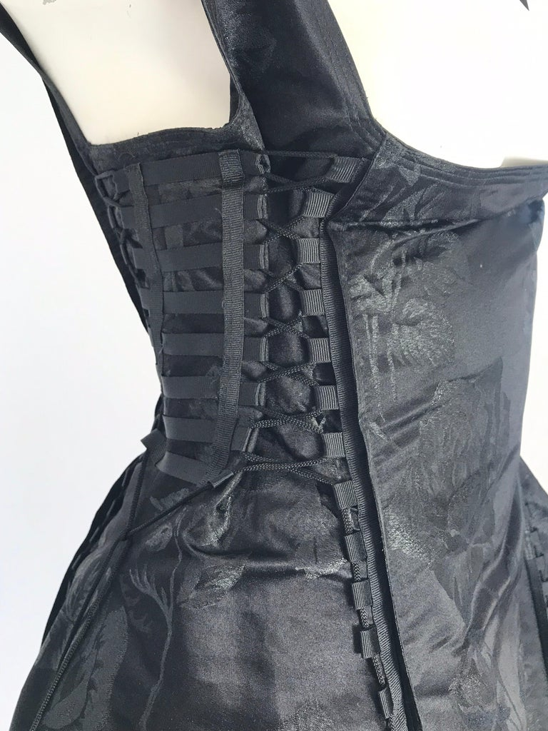Jean Paul Gaultier Corset Dress In Excellent Condition For Sale In Austin, TX