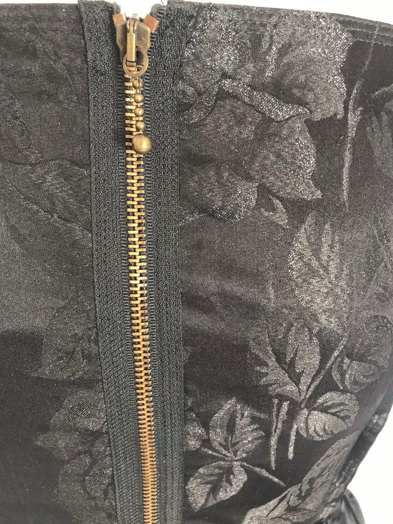 Jean Paul Gaultier Corset Dress For Sale 3