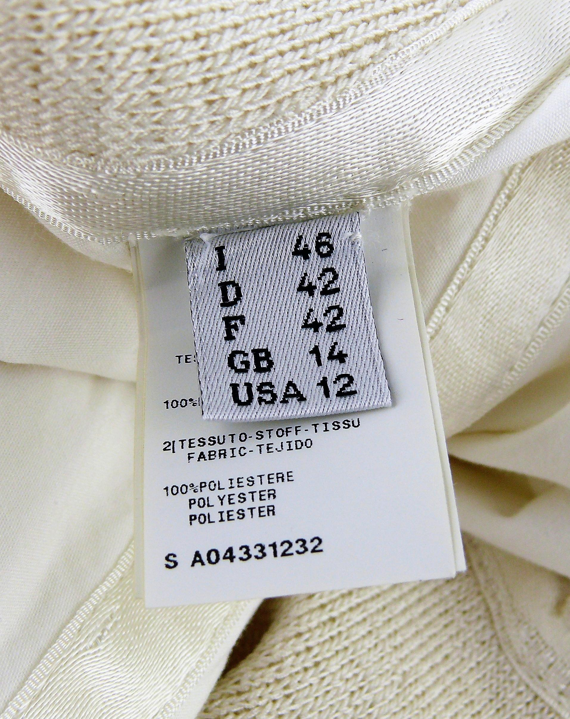 Tissu Jean Paul Gaultier jean paul gaultier corset lace bra dress us size 12