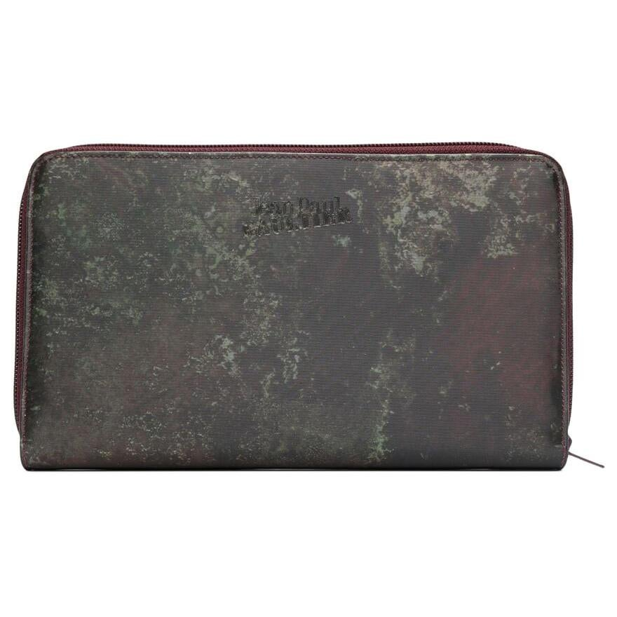 Jean Paul Gaultier Cyber Collection Large Clutch