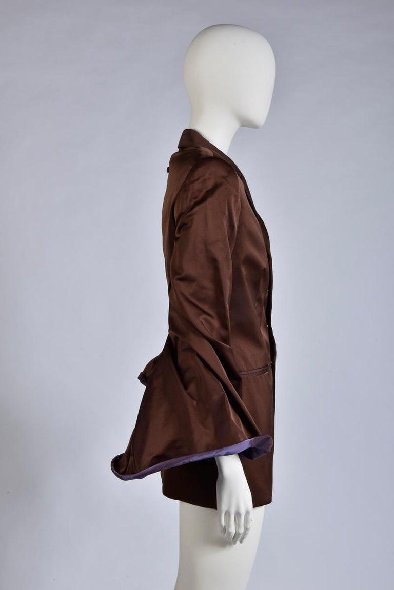 Jean Paul Gaultier Evening Blazer Jacket For Sale 5