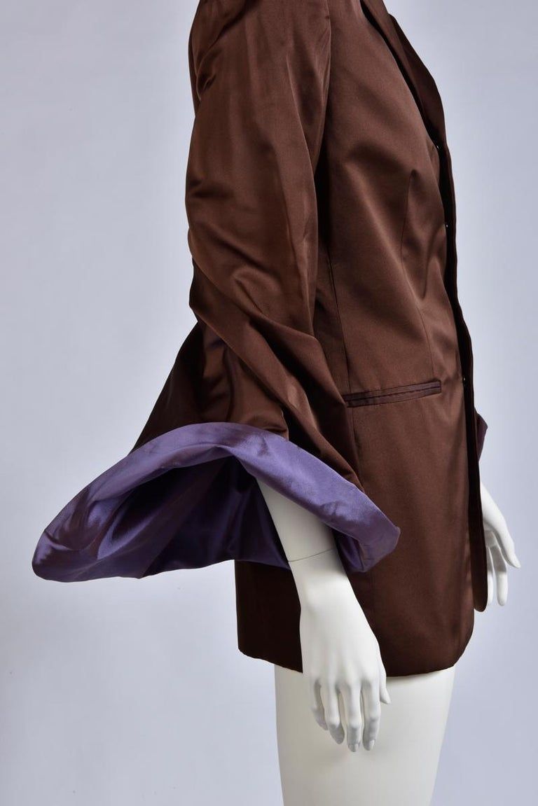 Jean Paul Gaultier Evening Blazer Jacket For Sale 8