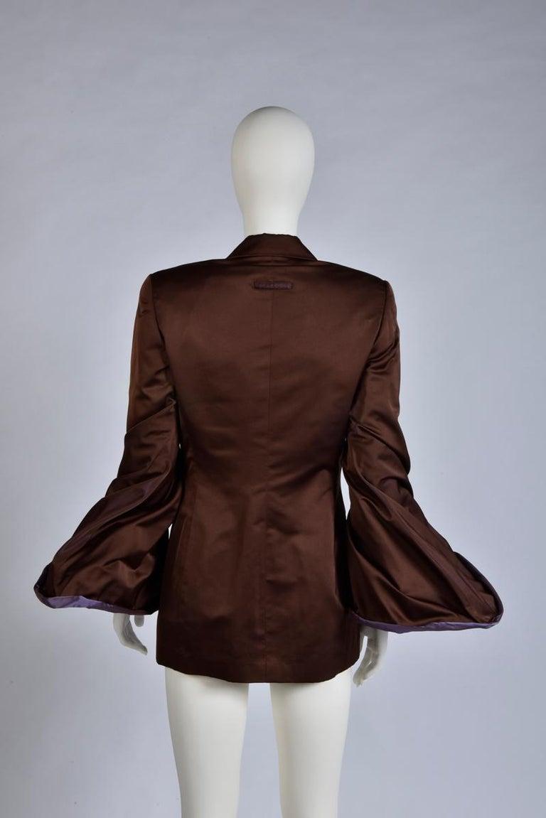 Jean Paul Gaultier Evening Blazer Jacket For Sale 9