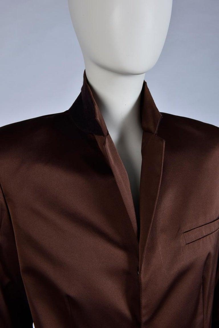 Jean Paul Gaultier Evening Blazer Jacket In Good Condition For Sale In Geneva, CH