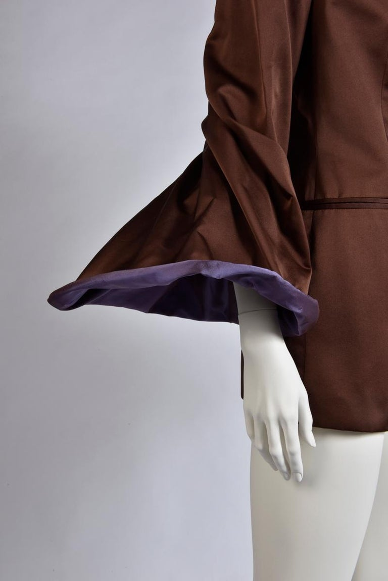 Jean Paul Gaultier Evening Blazer Jacket For Sale 3