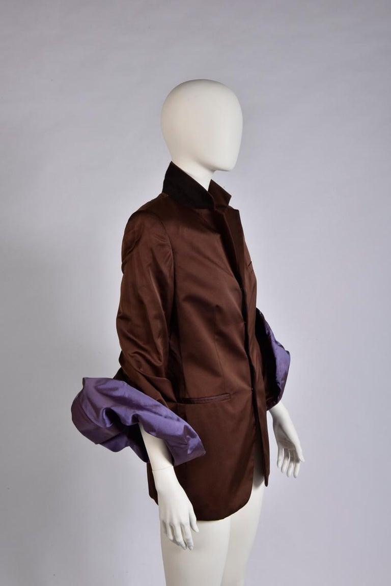 Jean Paul Gaultier Evening Blazer Jacket For Sale 4