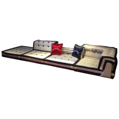 Jean Paul Gaultier Fabrics, Mah Jong Matelot, Roche Bobois Modular Sofa
