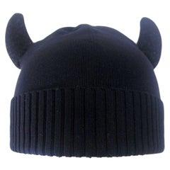 Jean Paul Gaultier Fall/Winter 1993 Horned Hat