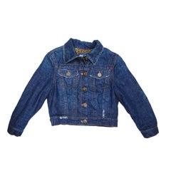 JEAN-PAUL GAULTIER Jacket in Denim Size 42
