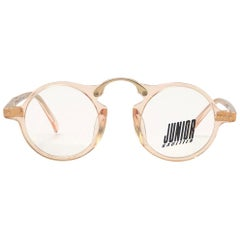 Jean Paul Gaultier Junior Translucent 57 0271 Rx 90´s  Sunglasses Made in Japan