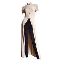Jean Paul Gaultier Mandarin Overdress
