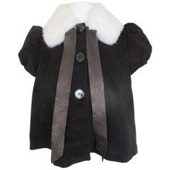 Jean Paul Gaultier Petite Bolero Fur small