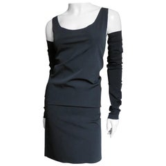 Jean Paul Gaultier Two Piece Dress and Sleeves