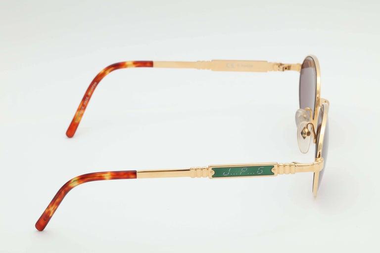 Jean Paul Gaultier Vintage 58-5104 Sunglasses  1