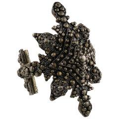 Jean Paul Gaultier Vintage Berber Inspired Cuff Bracelet