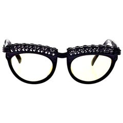 Jean Paul Gaultier Vintage Eiffel Tower Sunglasses