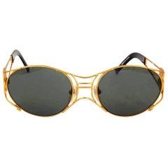 Jean Paul Gaultier Vintage Sunglasses 58-6101