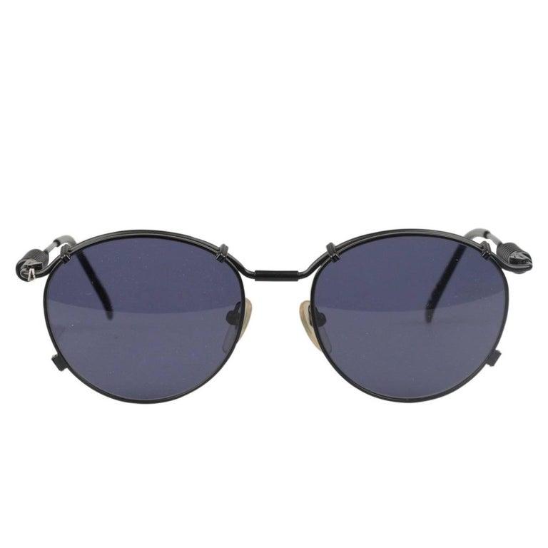 JEAN PAUL GAULTIER Vintage Sunglasses Springs 56-9174 New Old Stock