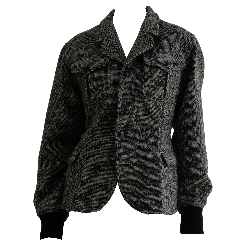 Jean Paul Gaultier Wool Blazer