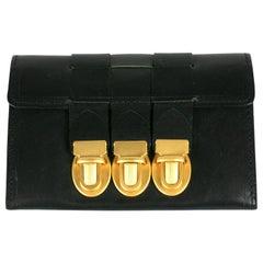 Jean Paul Gaultier Woven Wallet Card Holder
