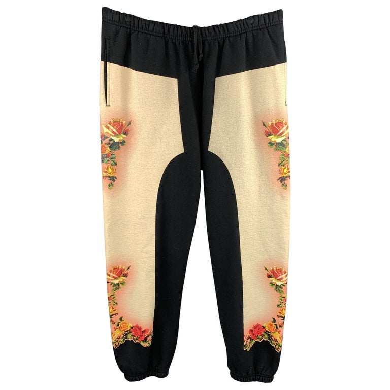 Jean Paul Gaultier x Supreme cotton sweatpants, 21st century, offered by Sui GENERIS Consignment
