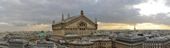 The Opera Garnier of Paris (France) - Contemporary Panoramic Color Photography