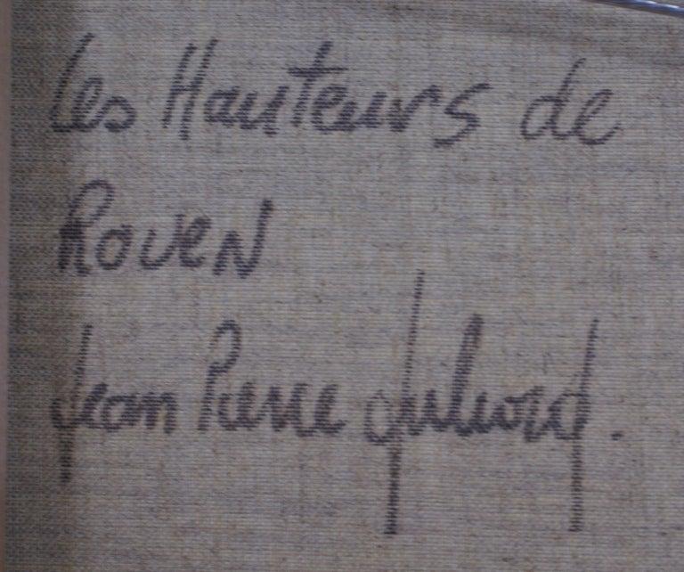 Les Hauteurs de Rouen (The Heights of Rouen) 3