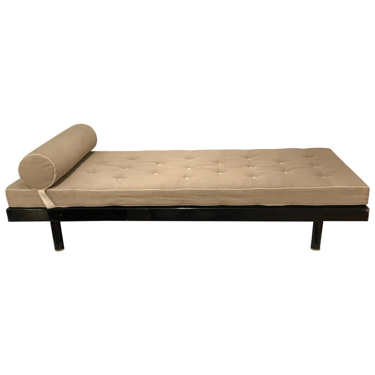 Jean Prouvé Bed/Seat/Model Scal 450 For Sale