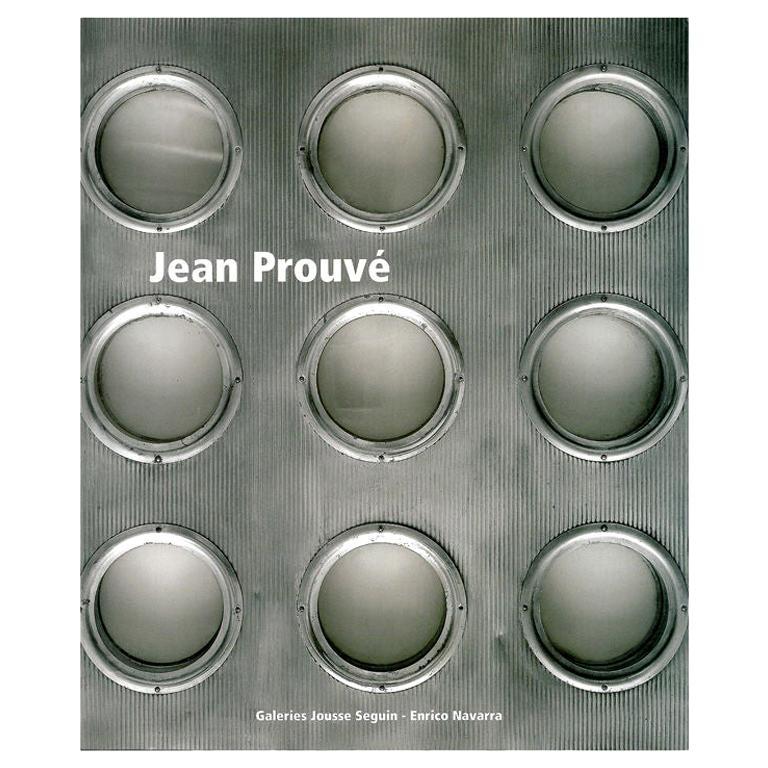 """Jean Prouve"" Book"