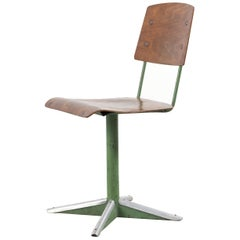 Jean Prouvé, Dactylo CD 11 Chair, 1944