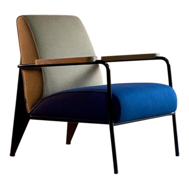 Jean Prouvé Fauteuil de Salon by Vitra, 2020