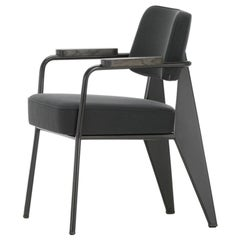 Jean Prouvé Fauteuil Direction Chair by Vitra