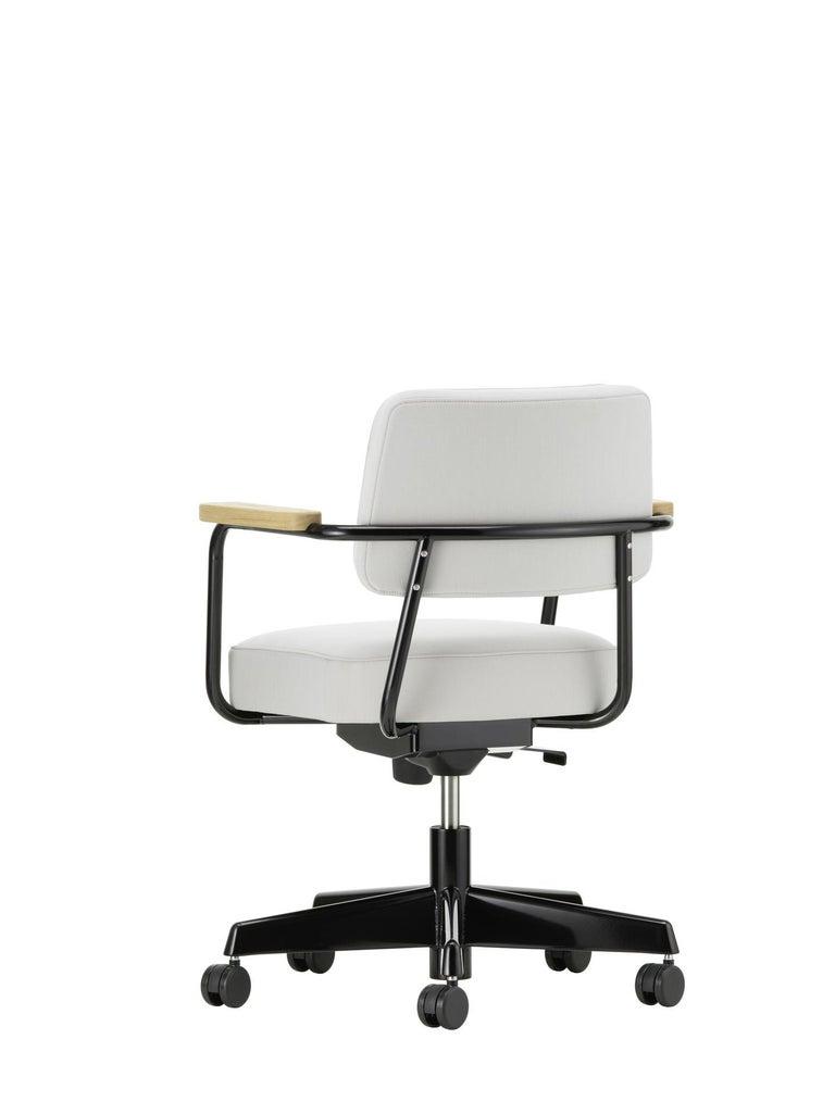 Jean Prouvé Fauteuil Direction Pivotant Office Chair by Vitra For Sale 4