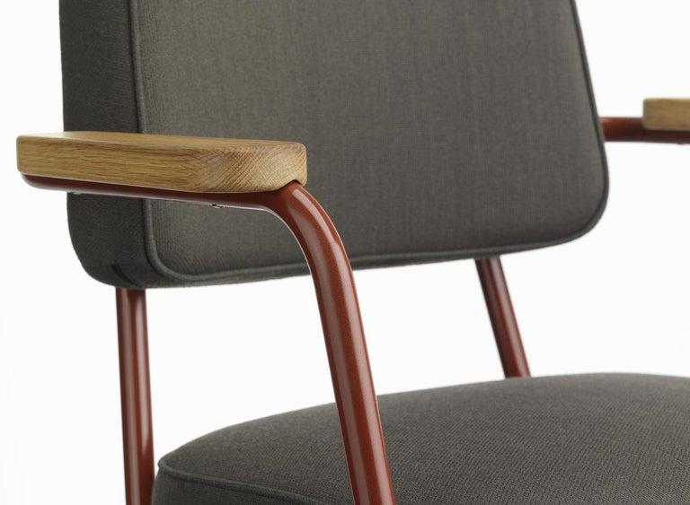 Jean Prouvé Fauteuil Direction Pivotant Office Chair by Vitra For Sale 11