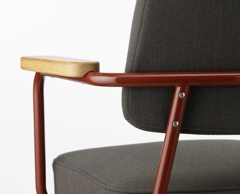 Jean Prouvé Fauteuil Direction Pivotant Office Chair by Vitra For Sale 12