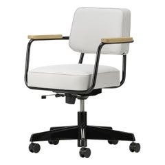 Jean Prouvé Fauteuil Direction Pivotant Office Chair by Vitra