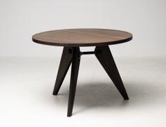 Jean Prouvé Guéridon Dining Table by Vitra