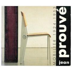 """""""Jean Prouve - Mobilier 1924-1953"""" Katalog"""