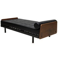 Jean Prouvé S.C.A.L Daybed n°452, circa 1950