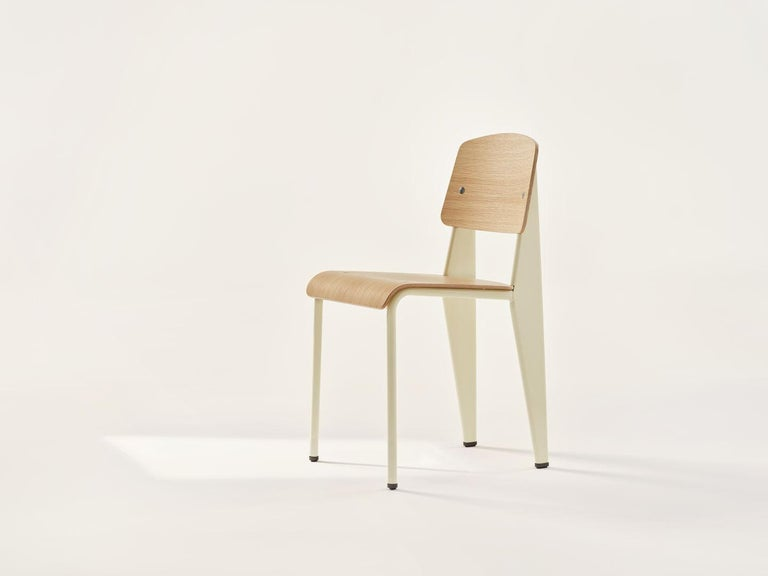 Jean Prouvé Standard Chair by Vitra For Sale 11