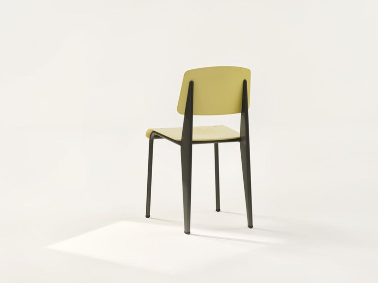 Jean Prouvé Standard Chair by Vitra For Sale 12
