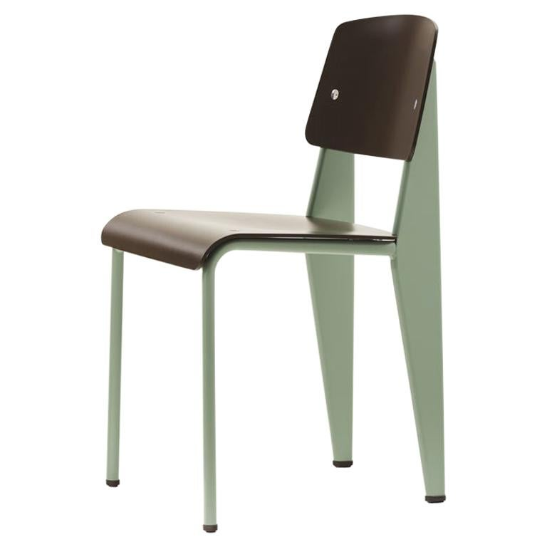Jean Prouvé Standard Chair by Vitra For Sale