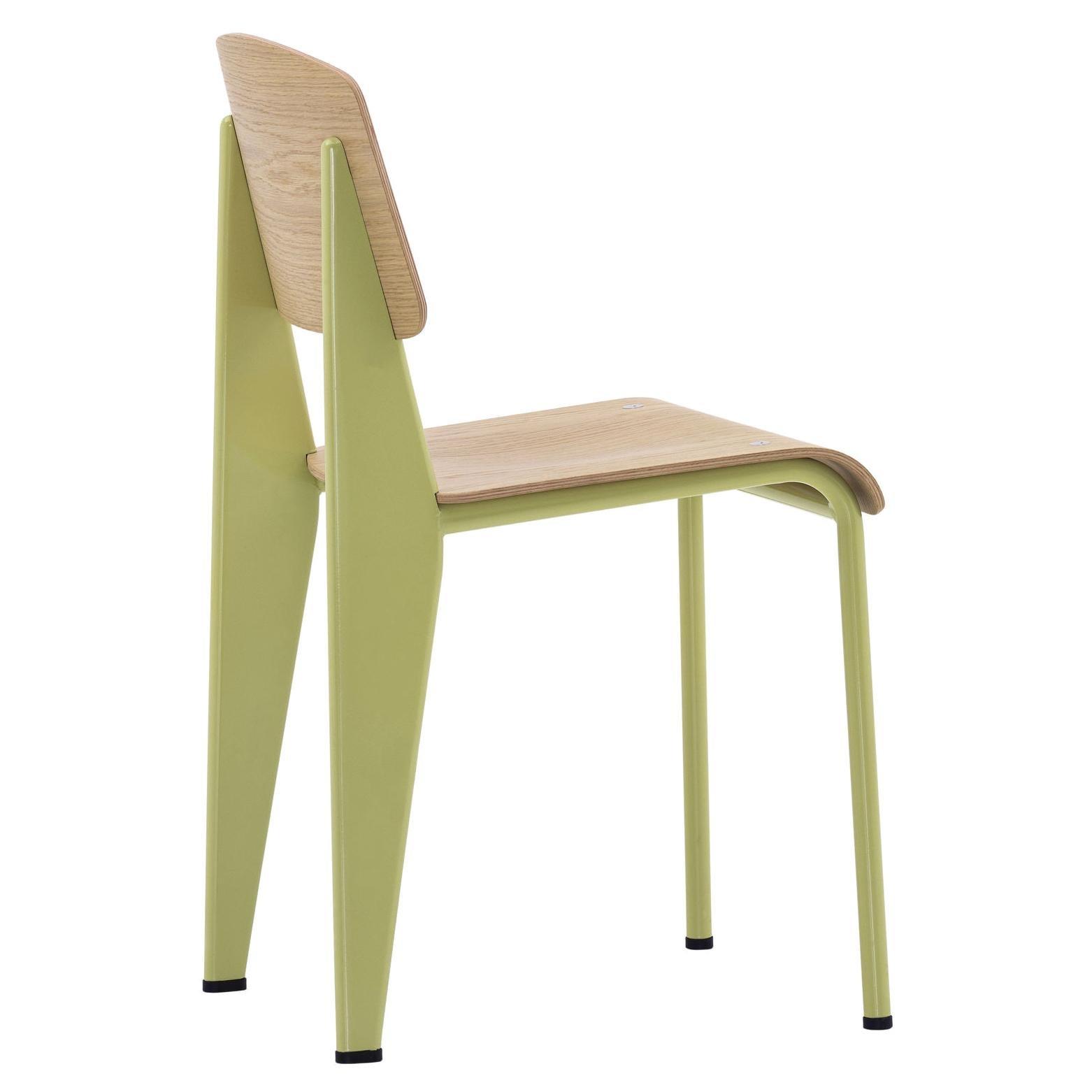 Jean Prouvé Standard Chair by Vitra