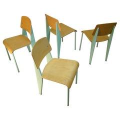 Jean Prouvé Standard Chairs