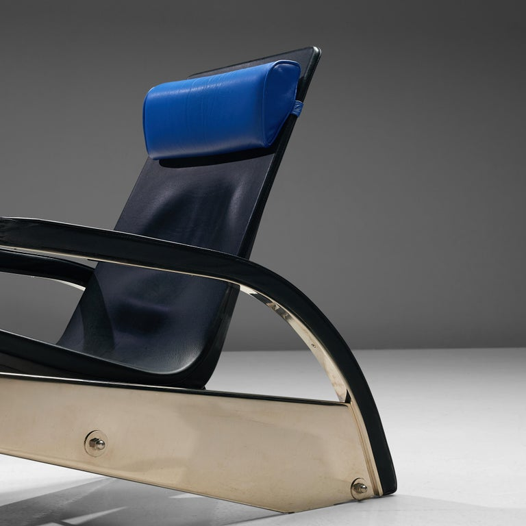 Late 20th Century Jean Prouvé Grand Repos Lounge Chair for Tecta For Sale